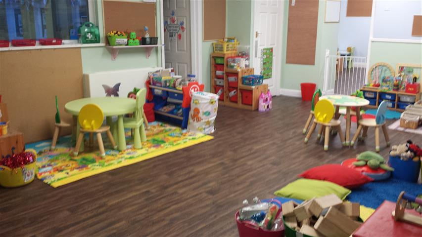 Successful Day Nursery sold through Redwoods Dowling Kerr