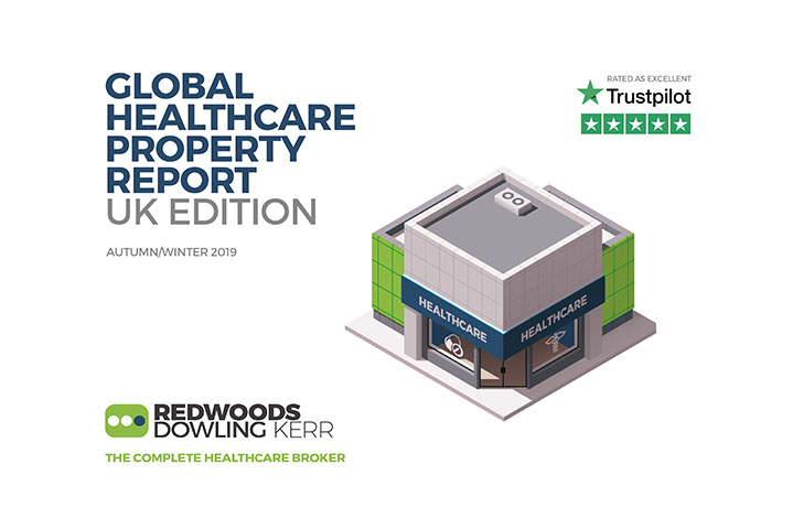 Global Healthcare Property Report UK Edition Autumn/Winter 2019