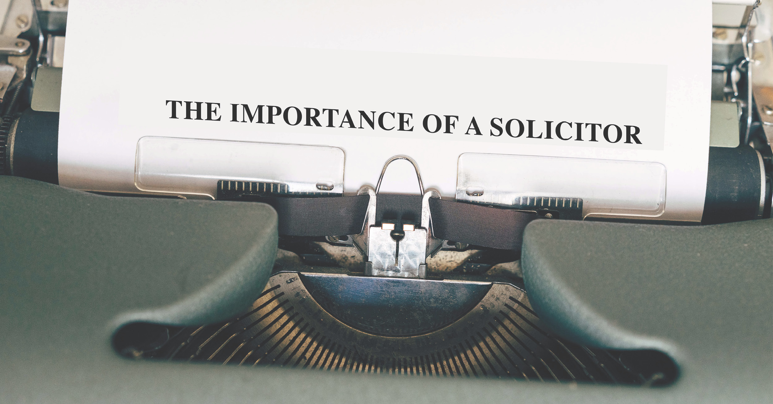 The Importance of a Solicitor When Transferring Business Ownership